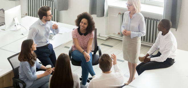 Driving Financial Performance with Diversity